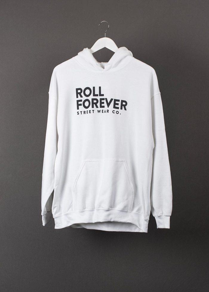 Roll Forever Streetwear CO - Hoodie