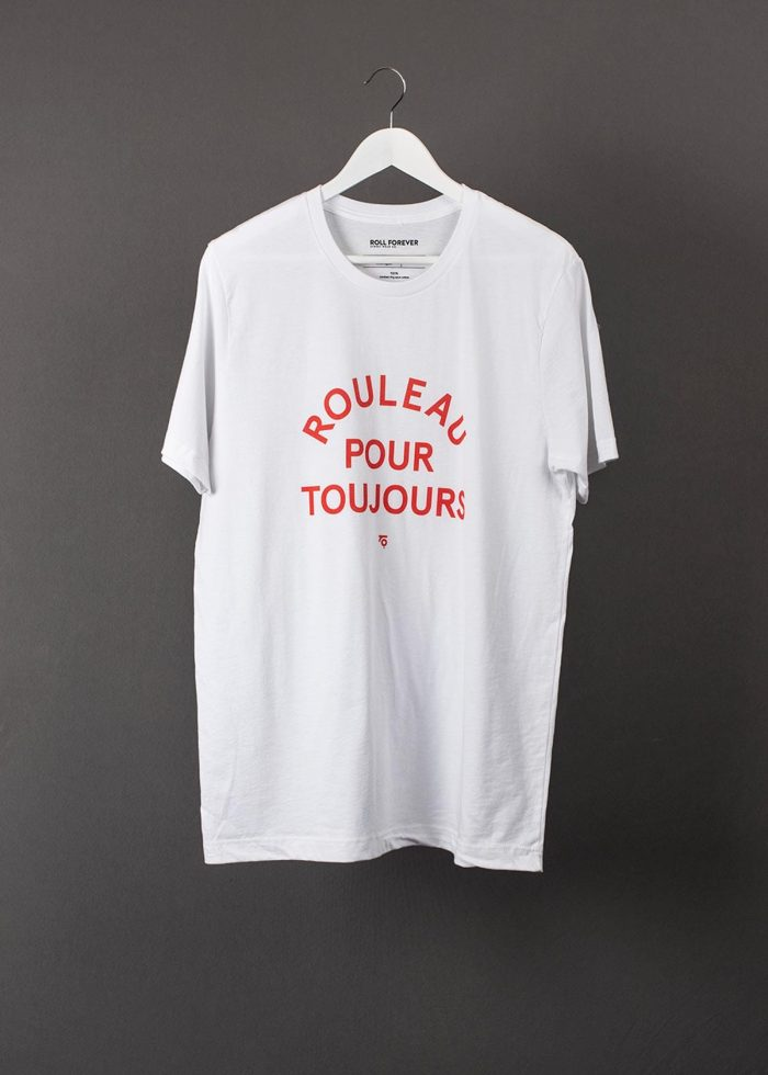 Roll Forever Streetwear CO - T-shirt